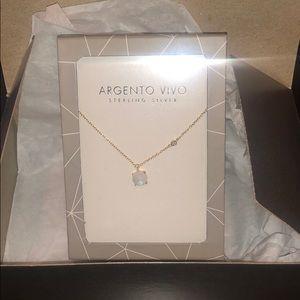 Argento Vivo Sterling Silver Necklace
